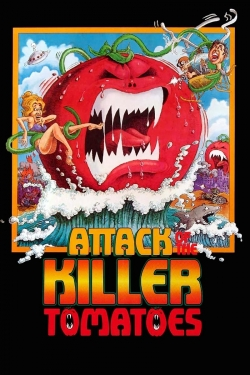 Attack of the Killer Tomatoes!-fmovies