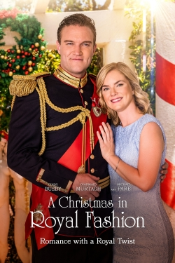 A Christmas in Royal Fashion-fmovies