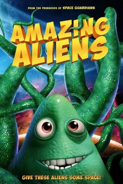 Amazing Aliens-fmovies