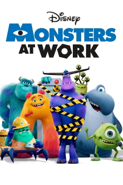 Monsters at Work-fmovies