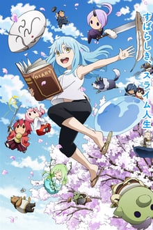 The Slime Diaries: That Time I Got Reincarnated as a Slime-fmovies