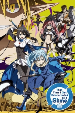 That Time I Got Reincarnated as a Slime-fmovies