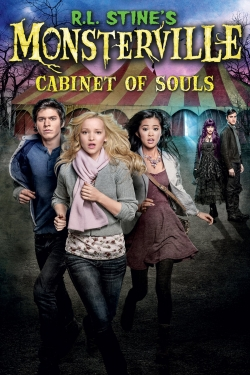 R.L. Stine's Monsterville: The Cabinet of Souls-fmovies