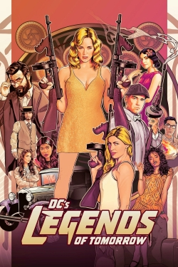 DC's Legends of Tomorrow-fmovies
